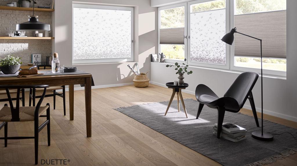 wabenplissees bieser raumaustattung. Black Bedroom Furniture Sets. Home Design Ideas