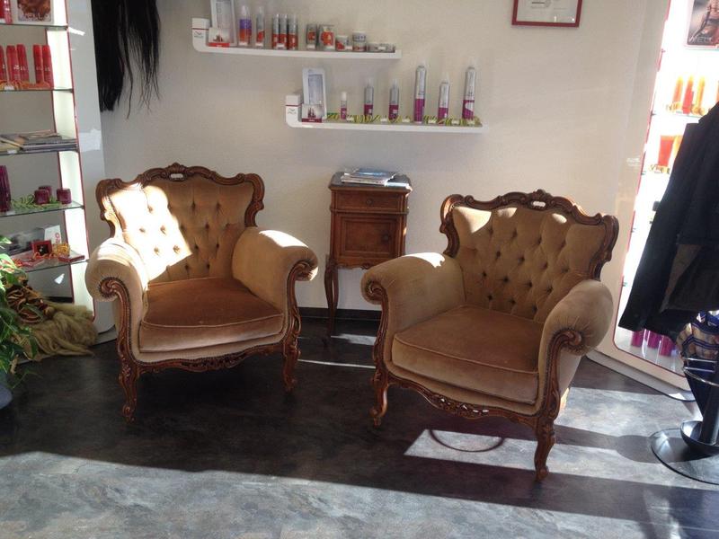 sessel neu bezogen bieser raumaustattung. Black Bedroom Furniture Sets. Home Design Ideas
